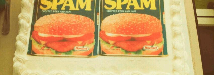 Tarta SPAM