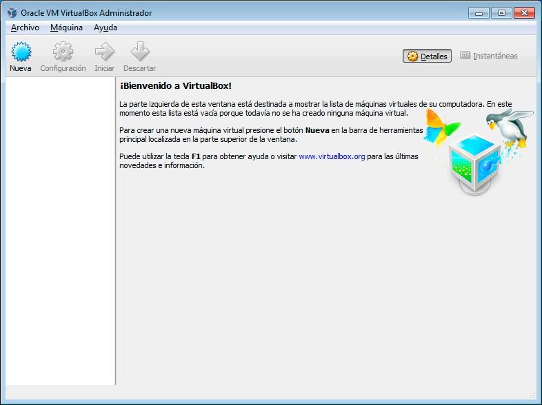 Paso 1 crear máquina virtual