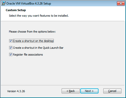 Paso 3 Instalación VirtualBox