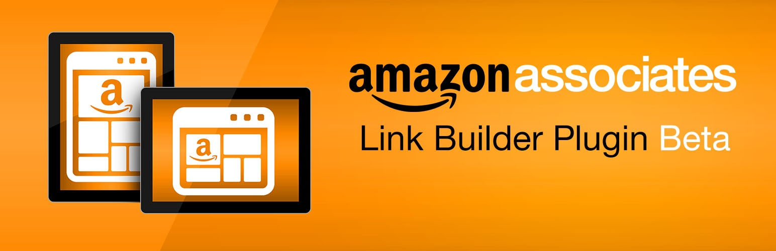 Amazon Associates Link Builder Plugin